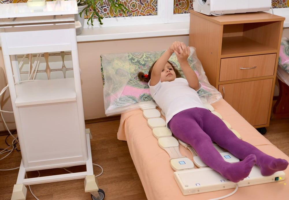 магнитотерапия для детей