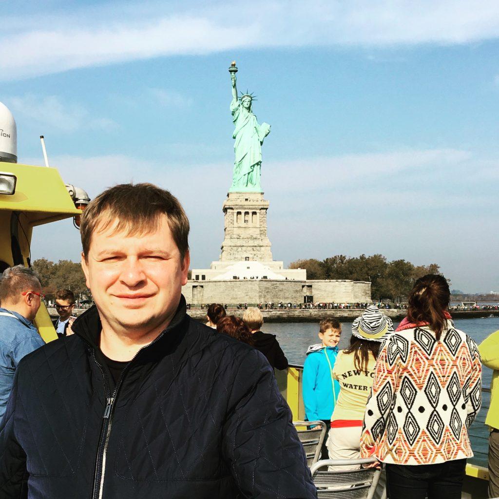 путешествия - нью-йорк
