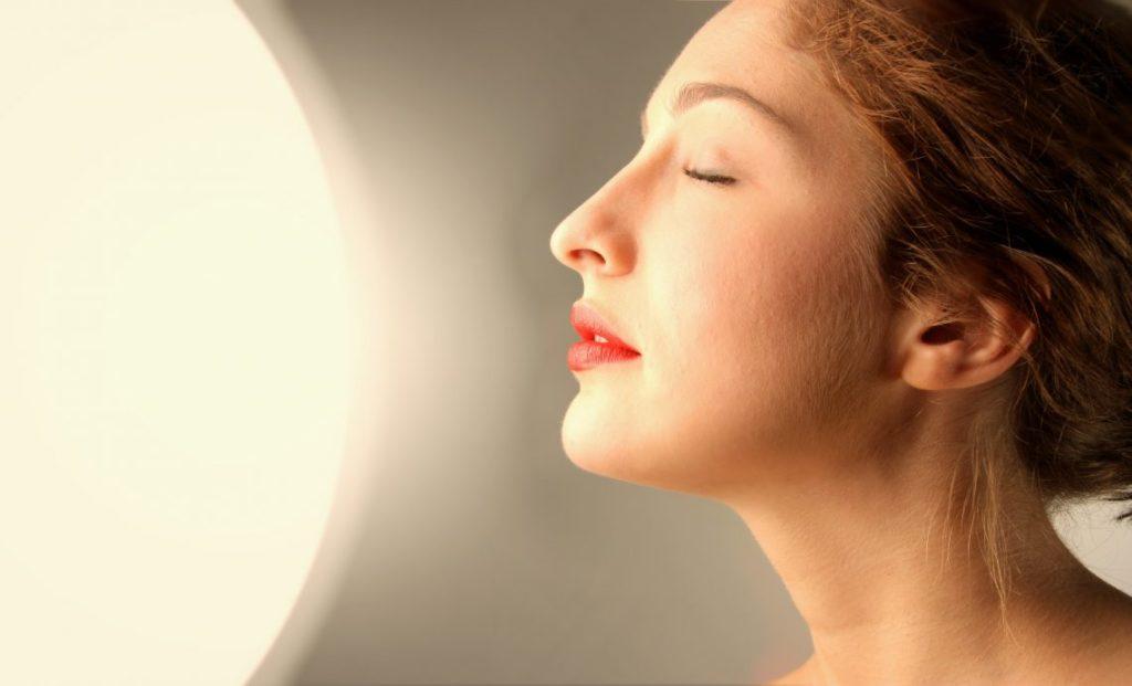 фототерапия - лечение видимым светом
