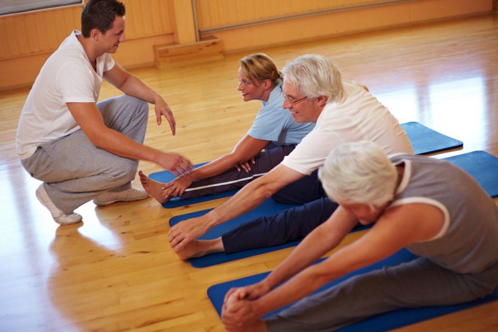 Физиотерапия при хронической венозной недостаточности