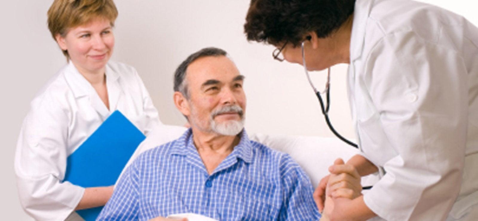 ЛФК при сердечно сосудистых заболеваниях