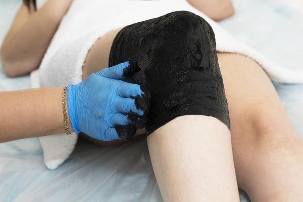 Грязелечение коленного сустава
