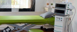 физиотерапия при нарушениях движения