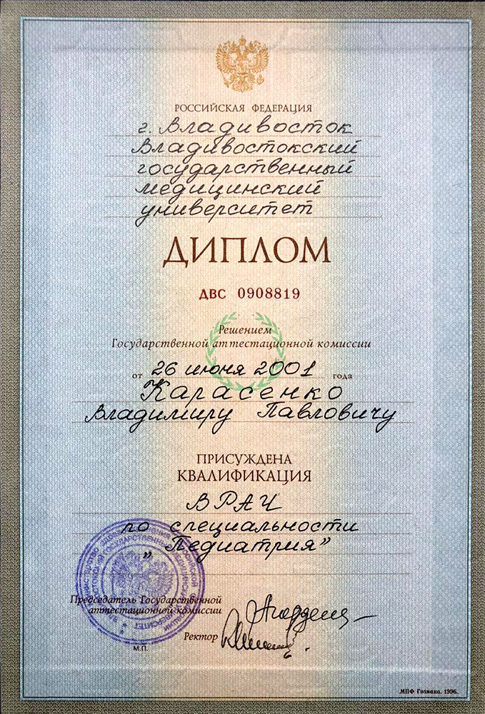 2001-diplom